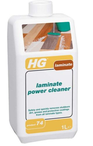 HG  Laminate Power  Cleaner 1 litre product 74